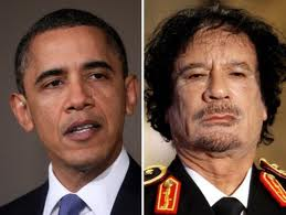 most hated people obama gaddafi