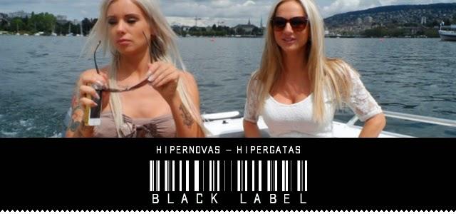 Hipernovas: Hipergatas - Black Label #02 (62 Imagens)