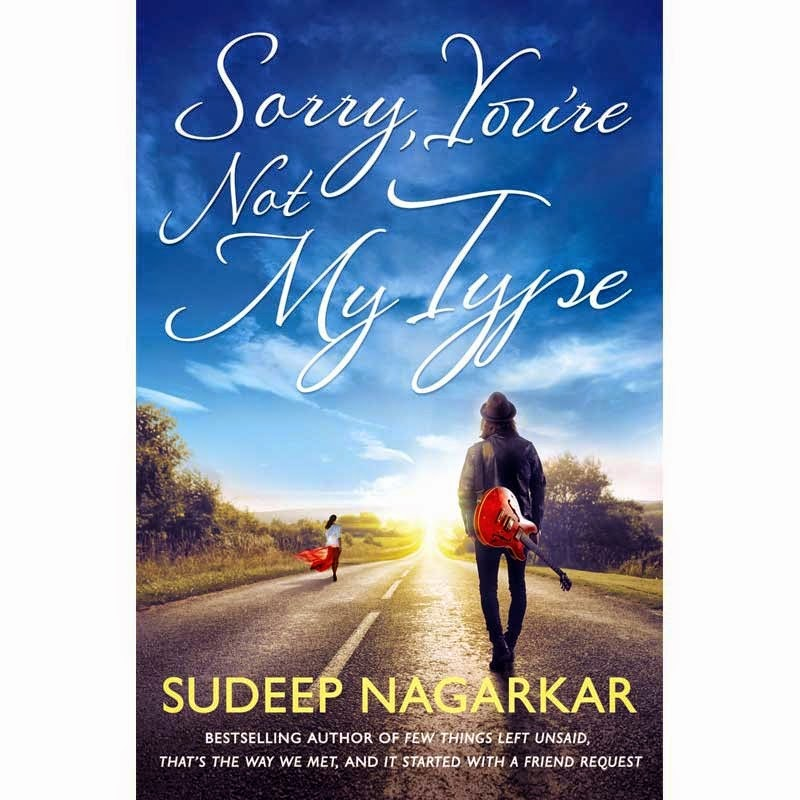 Buy Sorry You're Not My Type from Amazon at Rs.112 only