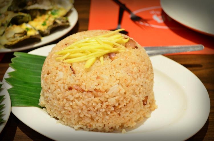 Marina's Bagoong Rice
