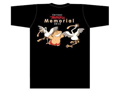 ကာတြန္း ေသာ္က (အ႐ိုင္း) အမွတ္တရ ျပပြဲ – cartoon Thaw Ka memorial 2012