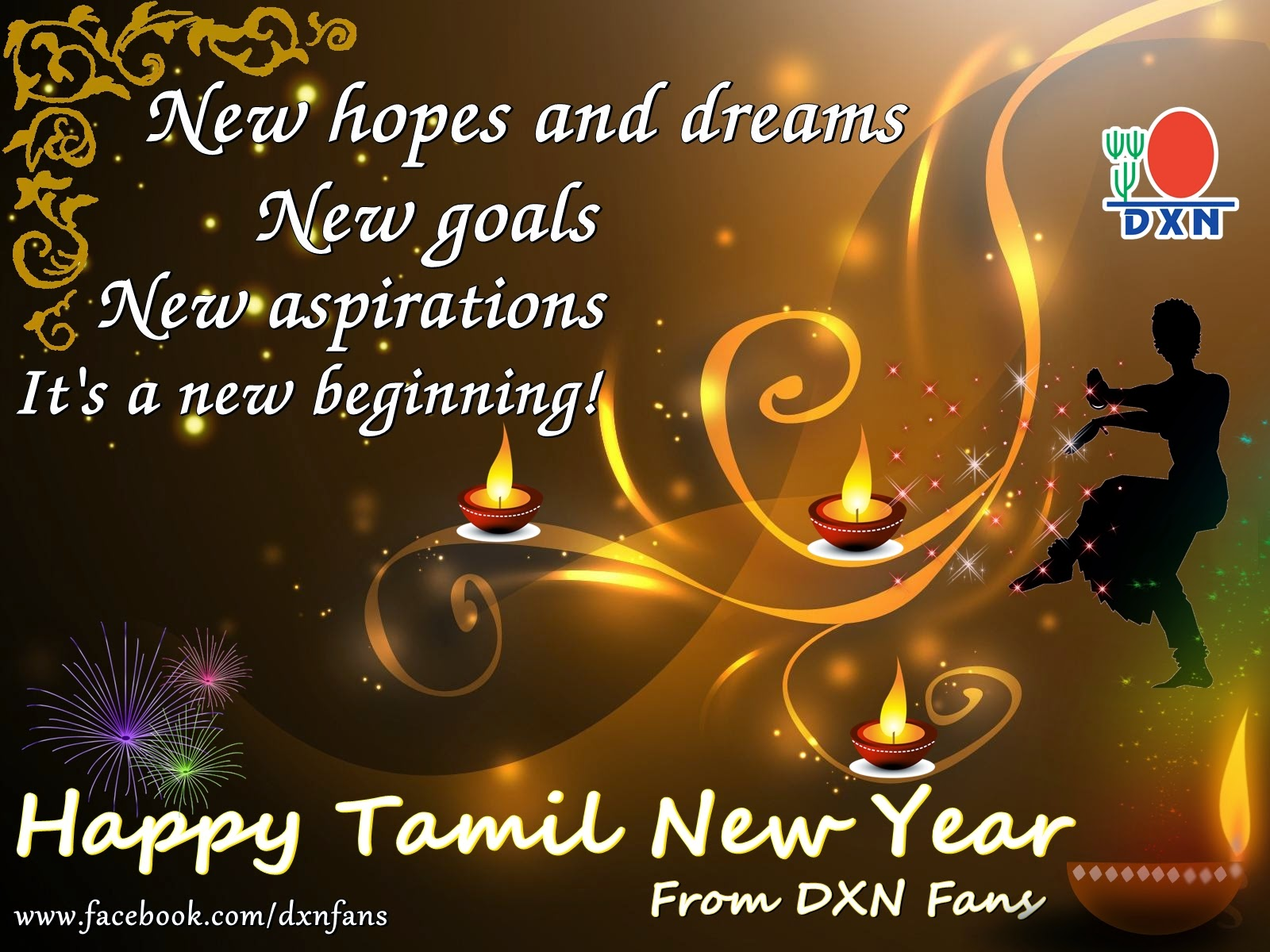 Welcome to the dxn fans blog happy tamil new year 2015 as you begin a new year we hope you are blessed with all the ingredients for a happy healthy successful and prosperous life wishing all our tamil kristyandbryce Image collections