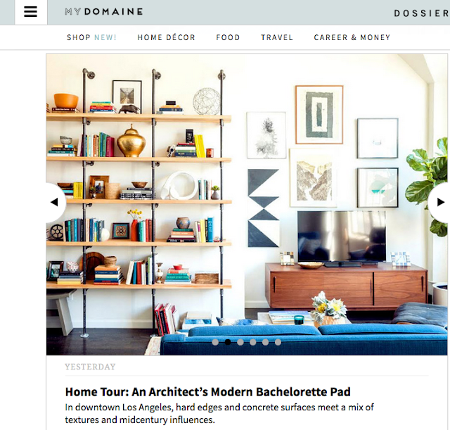 http://www.mydomaine.com/midcentury-modern-loft-design/