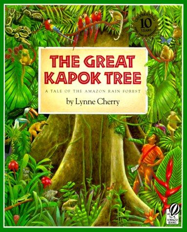 Iteach 1 1 Mentor Text Linky The Great Kapok Tree