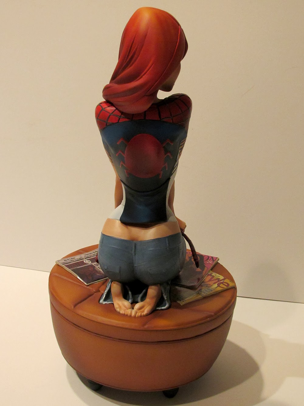geek with curves: Review: Sideshow Collectibles' Mary Jane ...
