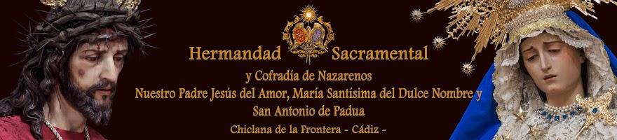 Hermandad Sacramental del Amor y Dulce Nombre