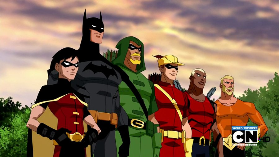 blogger for wallpaper young justice wallpaper