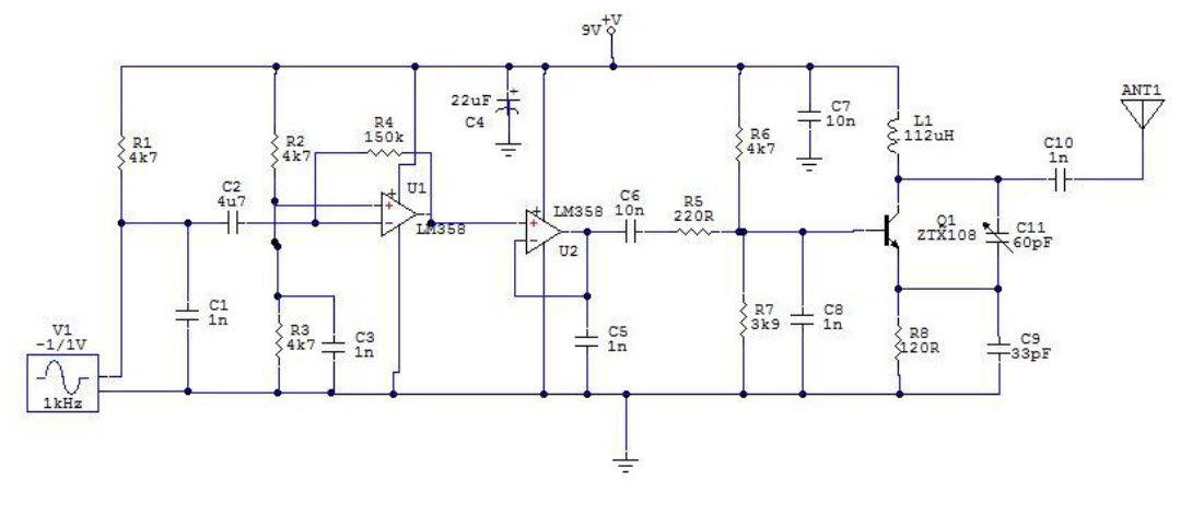 Fm transmitter as jammer ece project free final year projects fm2btransmitter2bas2ba2bjammer2bcircuit2bdiagram ccuart Image collections