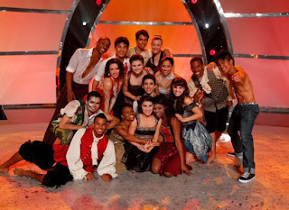 Recap/Review of So You Think You Can Dance - Season 8 - Top 16 Results Episode by freshfromthe.com