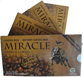 kopi miracle asli