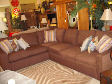 New Dark Brown Sectional