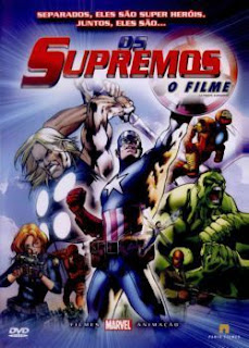 Download – Os Supremos – O Filme – DVDRip AVI Dual Áudio