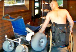 Urlaub Florida Rollstuhl