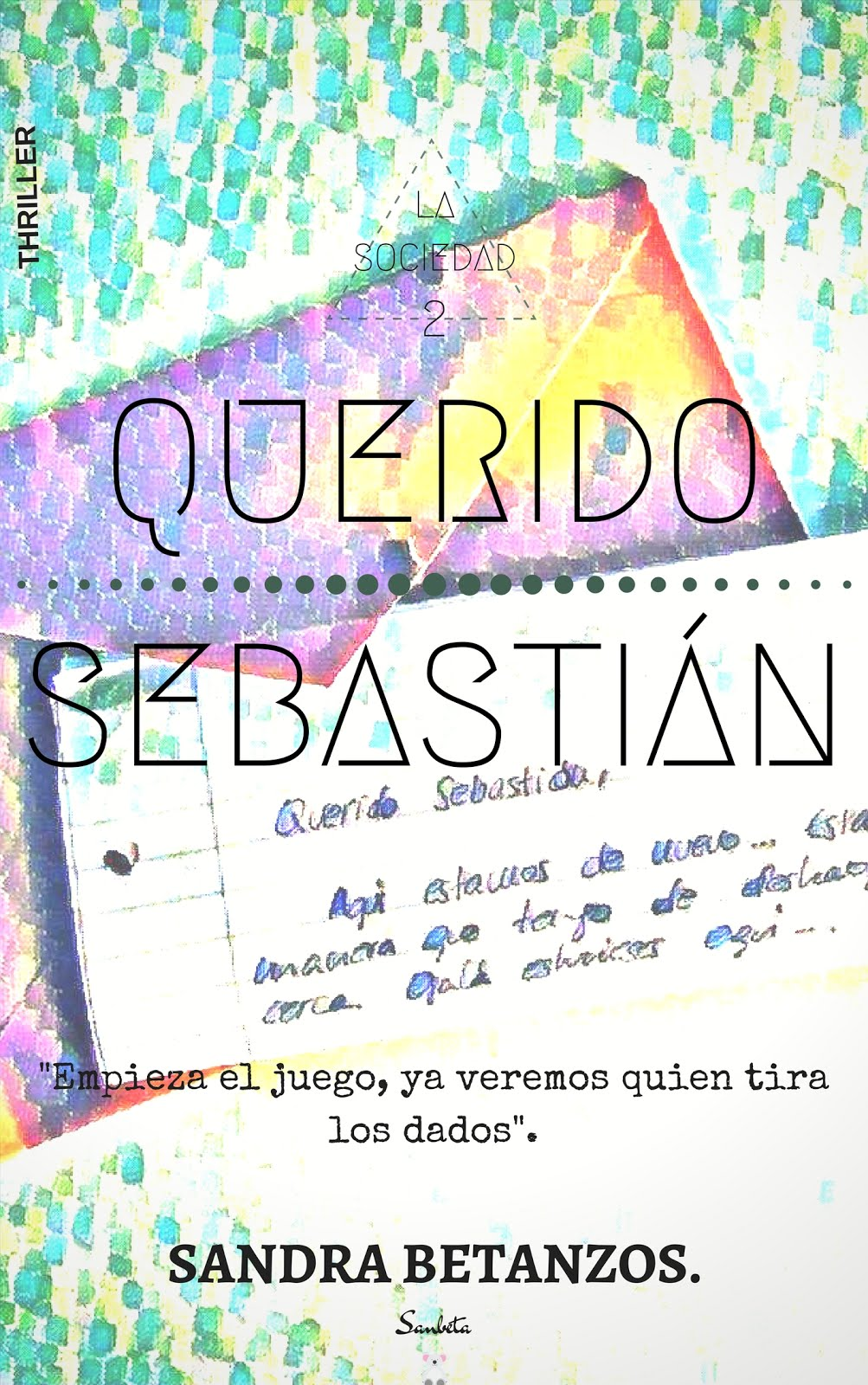 MI LIBRO: QUERIDO SEBASTIÁN (link en imagen)