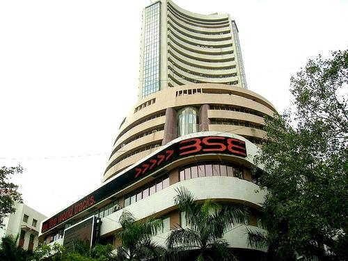 sensex india stock market