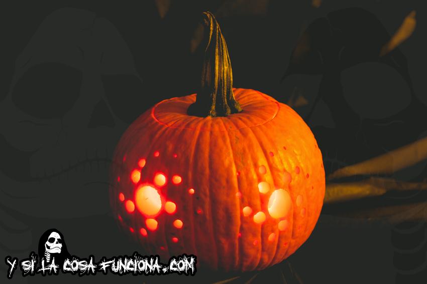 Portada DIY Calabaza de Halloween