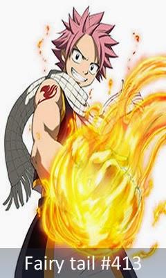 Leer Fairy Tail Manga 413 Online Gratis HQ