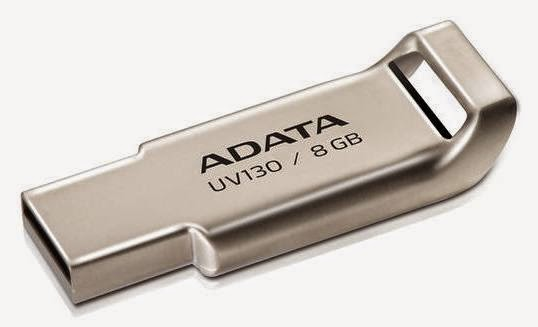 ADATA Launches UV130 and UV131 USB Flash Drives