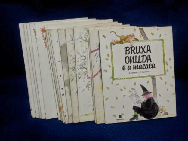 Coleção Bruxa Onilda