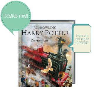 Högläsa Harry Potter