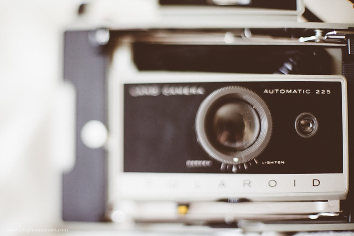 """polaroid land camera automatic 225"""