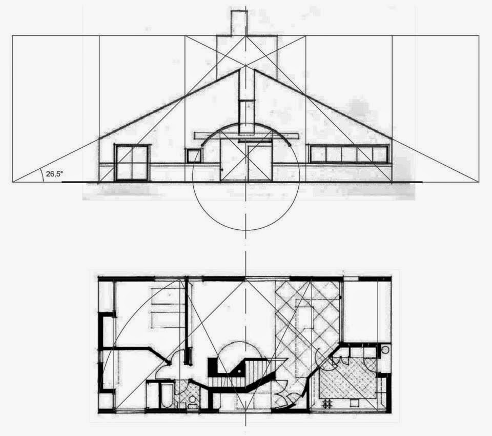 artchist  vanna venturi house in philadelphia