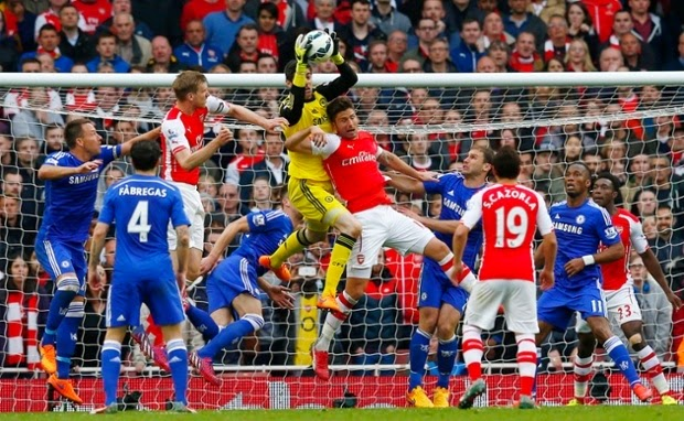 Arsenal vs Chelsea 0-0 Highlight Video