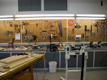 Garage Woodworking Shop Ideas