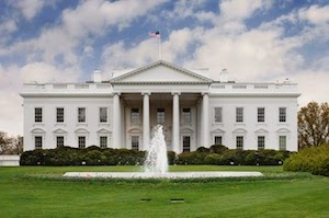 Painting the White House Cannabis Green