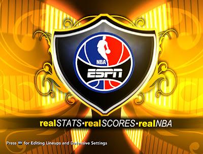 ESPN NBA 2K 2K13 Mods