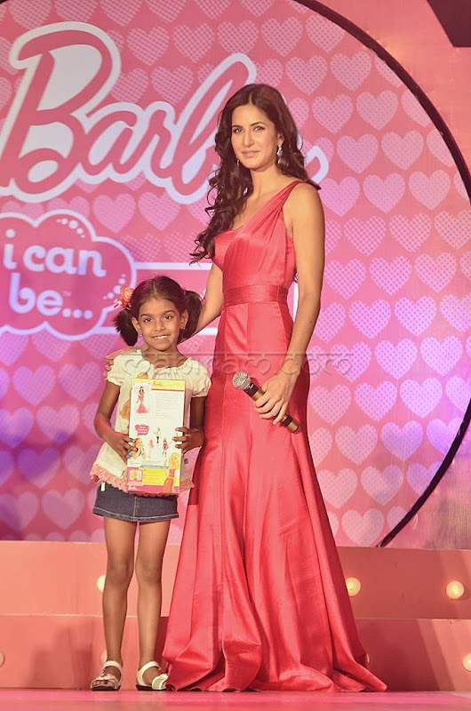 Katrina kaif launches barby doll photos gallery pictures