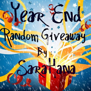End Year Random Giveaway
