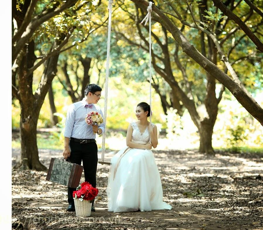 Chụp ảnh cưới ở miền bắc đẹp mê hồn - cẩm nang cưới
