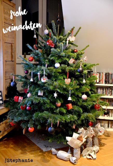 Weihnachtsbaum | Frohe Weihnachten