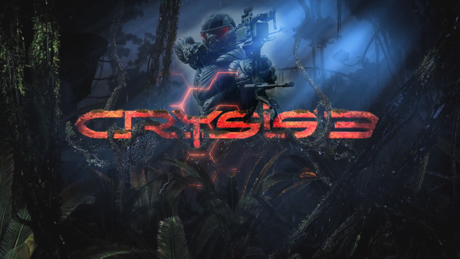 crysis 3 prophet and predator bow wallpapers - Crysis 3 Prophet and Predator Bow HD desktop wallpaper