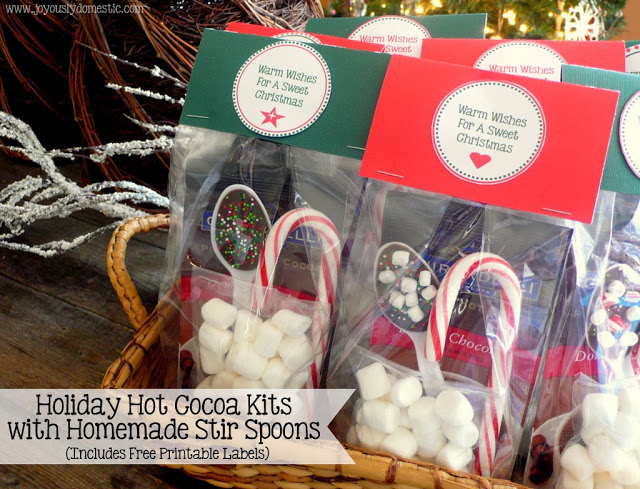 Holiday Hot Cocoa Kits