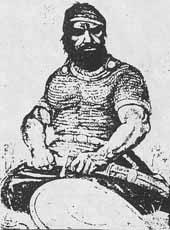 عکس از شمشیر امام علی