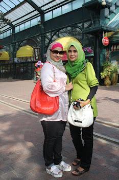 With My Idola & Mentor CDM Siti Rohana