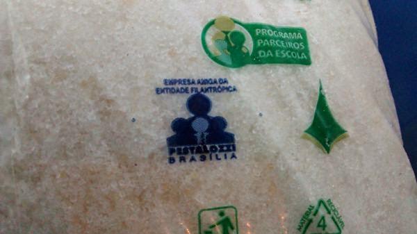 Alimento faz parte de programa de parceria (Foto:Sul Bahia News)