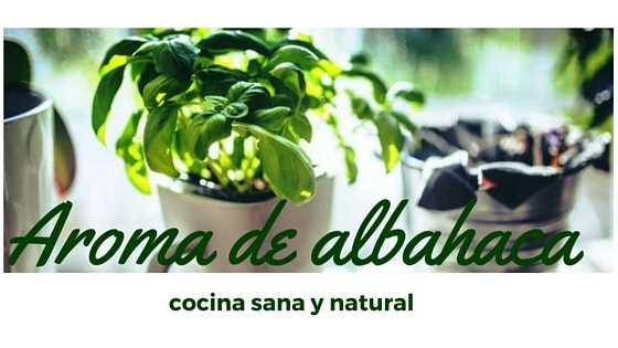 aroma de albahaca