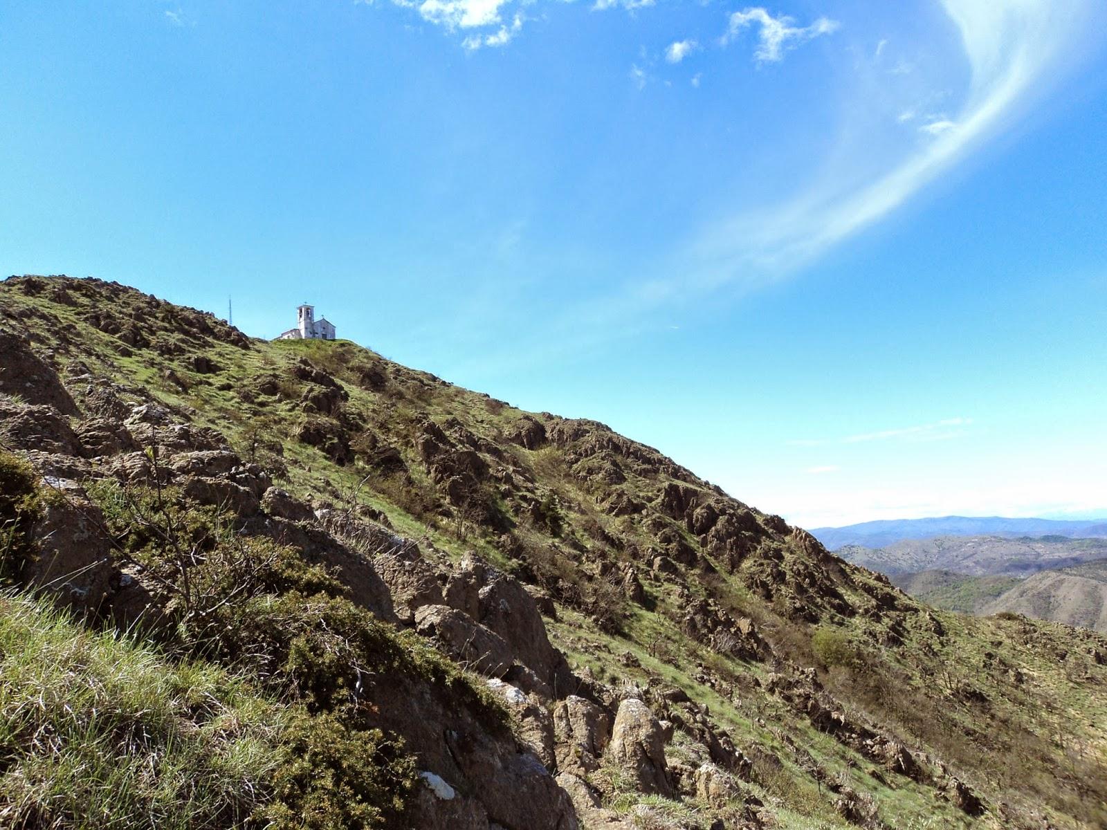 Chiesetta Monte Tobbio
