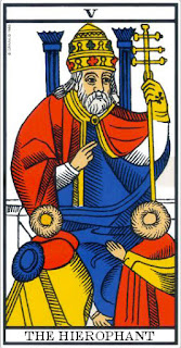 The Hierophant (TdM)