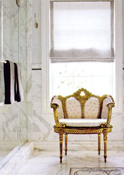 Site Blogspot  Living Room Chair Covers on The Ornately Detailed Gold Chair Makes The Room Fit For Royalty