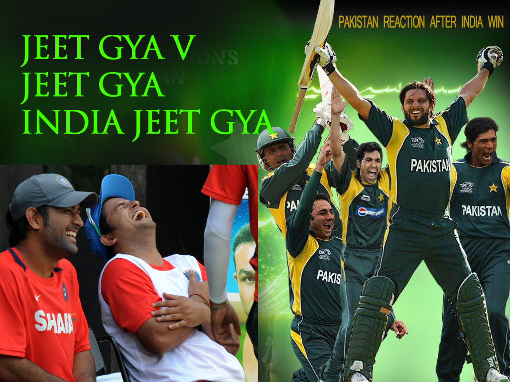 Funny Pakistan Cricket Team Wallpapers