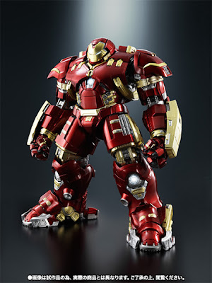 Iron Man Mark 44 Hulkbuster