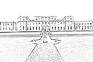 Mansion House Sketch