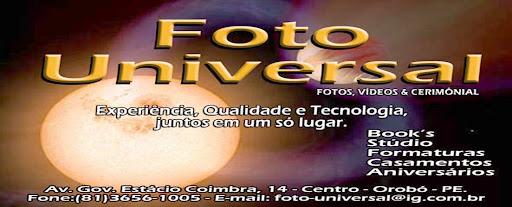 Foto Universal - Fotos e Videos