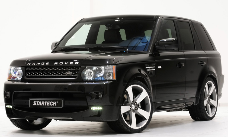 entertainment hidosenii 2010 range rover sport black. Black Bedroom Furniture Sets. Home Design Ideas