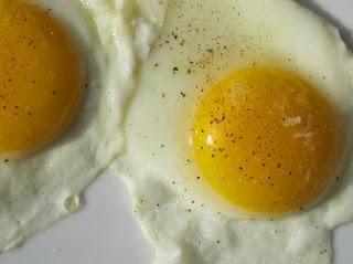 Sunny-Side Up Fried Egg