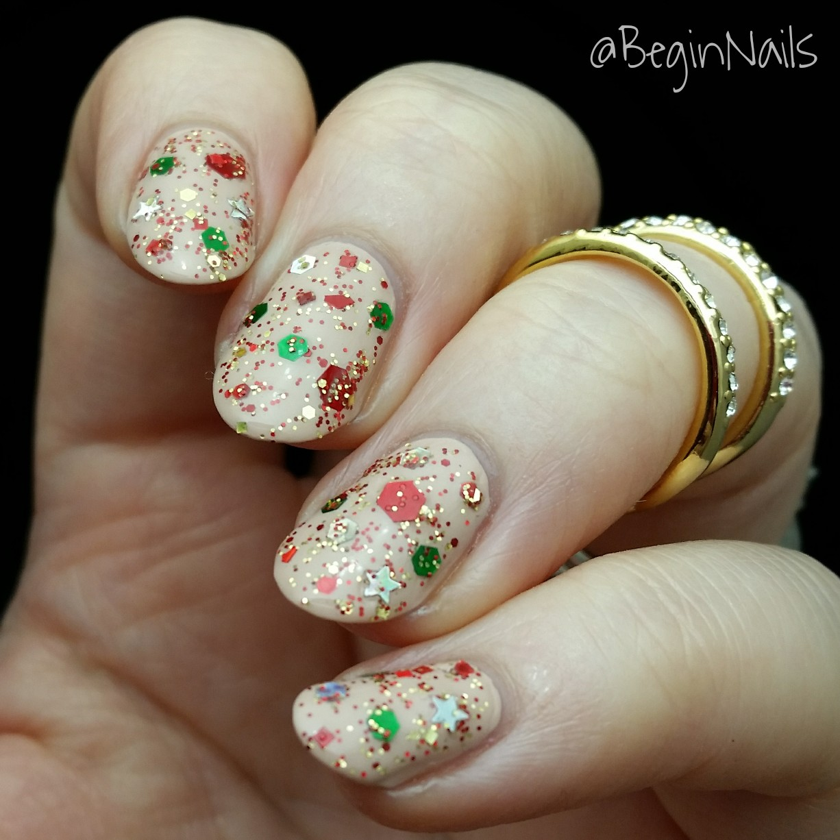 Let\'s Begin Nails: Daily Hues Nail Lacquer 2015 Create Christmas ...